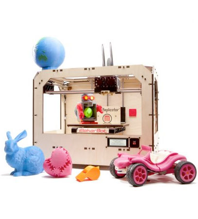 Home 3D Printers