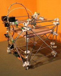 Self-Assembly 3D Printers